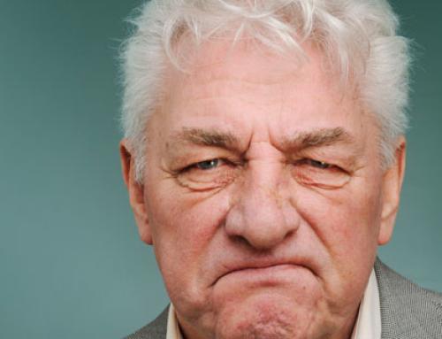 Como lidar com o paciente bravo